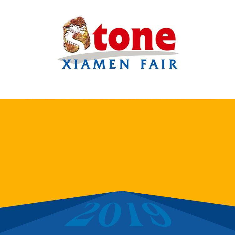 Thanks for your time to visit our booth at Xiamen Stone Fair 2019