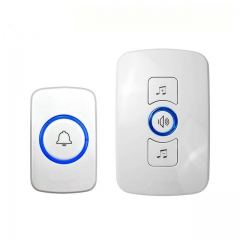 KERUI M525 Kerui Wireless Ring Door bell 32 Songs Optional Doorbell Transmitter Smart Doorbell