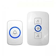 KERUI M525 Kerui Wireless Ring Door bell 32 Songs Optional Doorbell Transmitter Smart Doorbell