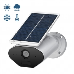 KERUI HD 960P WiFi Solar Power Camera Waterproof 1.3MP WiFi IP Surveillance Bullet Camera