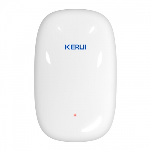 2020 KERUI Vibration Sensor Detector Door Shock for Wifi GSM Smart Home Alarm System