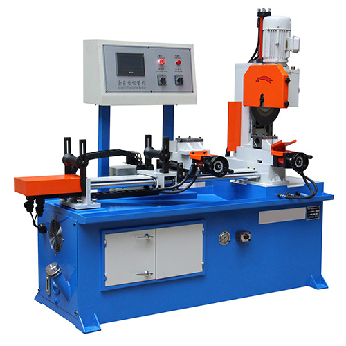 355ZL Full automatic pipe cutting machine