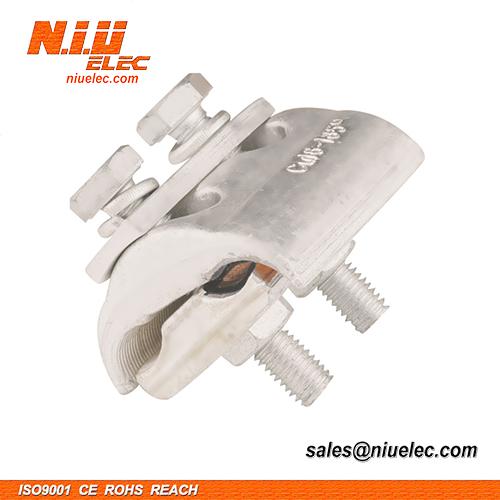 Capg copper and aluminium parallel groove clamp