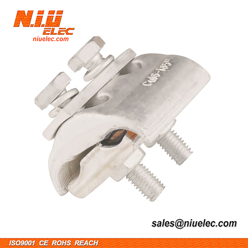 CAPG Copper and Aluminium Parallel Groove Clamp