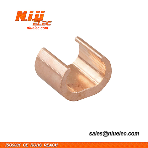 CCT C -Type Compression Copper Wire Clamp
