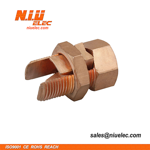 T/J Copper Bolt Connectors