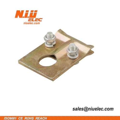 E768 Supporting Clamp for No.8 Fiber Cable