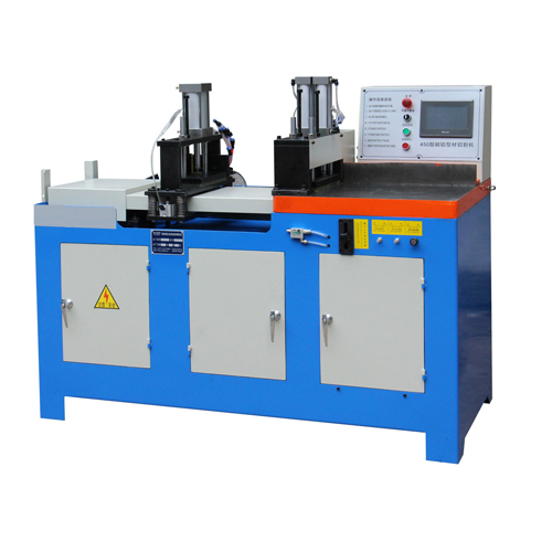 450ZH Fully automatic aluminium cutting machine