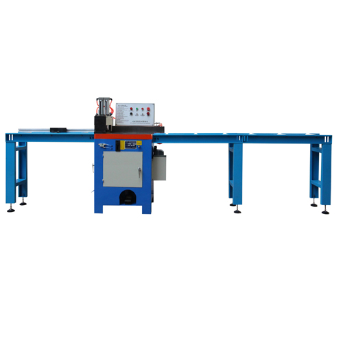 450SH Aluminum semi-automatic cutting machine