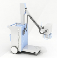 High Frequency Mobile X-ray Machine YSD101D