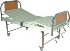 Hospital bed furniture Double crank movable medical bed CW-A0009