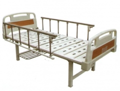 Three-Folded deluxe manual Hospital Bed CW-A00029