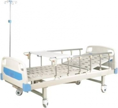 Hospital Furniture Manual Single Crank Medical Bed CW-A00010