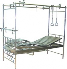 Stainless Steel Manual Hospital Orthopaedic Traction Bed CW-A00019