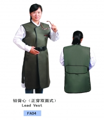 X-ray Protective Products Lead Vest FA04