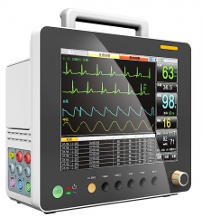 12.1 Inch Wide Screen Display Multi-Parameter Patient Monitor
