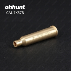 Ohhunt Hunting Rifle Scope Boresighter CAL 7x57R Cartridge Red Laser Bore Sighter Sighting Sight Bor