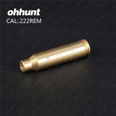Ohhunt CAL.222 Cartridge Red Laser Bore Sighter Boresighter Sighting Sight Boresight Colimador Para Rifle