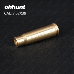 Ohhunt CAL 7.62x39 Cartridge Red Laser Bore Sighter Boresighter Sighting Sight Boresight Colimador F