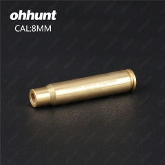 Ohhunt CAL 8mm Cartridge Red Laser Bore Sighter Boresighter Sighting Sight Boresight Colimador For Hunting