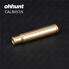 Ohhunt 8X57JS Cartridge Red Laser Bore Sighter Boresighter