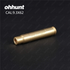 Ohhunt CAL 9.3X62 Cartridge Red Laser Bore Sighter Boresighter Sighting Sight Boresight Colimador