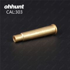 Ohhunt CAL 303 Cartridge Red Laser Bore Sighter Colimador