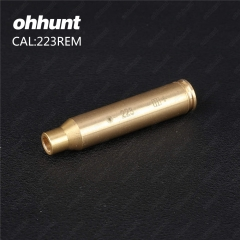 ohhunt CAL.223 Cartridge Red Laser Bore Sighter Colimador