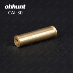 Ohhunt Cal.30 Cartridge Red Laser Bore Sighter Boresighter Sighting Sight Boresight Colimador For Hunting
