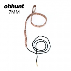 Tactical Hunting Bore Snake gun cleaning Cal: .270, 7mm .284 Shotguns Rifles Accessories Free Shippi