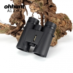 ohhunt A1 8X42 Telescope Waterproof Wide-angle optics binoculars