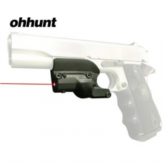 Ohhunt Tactical 5mw G17 Red Laser sight Scope  for Glock 19 23 22 17 21 37 31 20 34 35 37 38 Pist