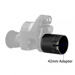PARD NV007 Digital Night Vision Adapter 42/45/48mm 3 size Bayonet Fit for NV007 Night Vision