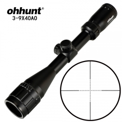 ohhunt 3-9X40 Hunting Shooting Riflescopes Dull Polish Finish Fine Mil Dot Reticle Optical Sight Rifle Scope Clearance Sale