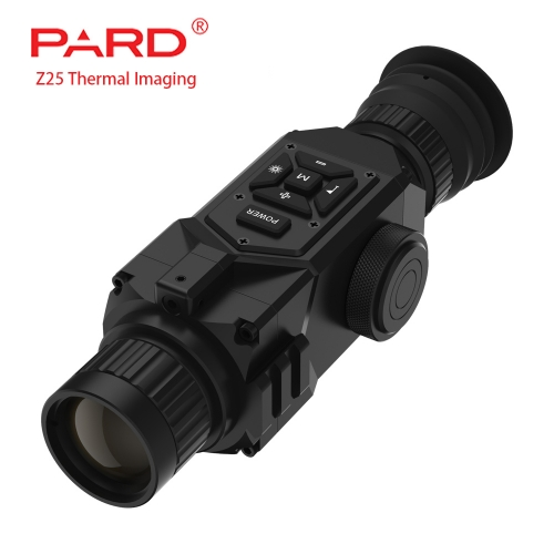 PARD Z25 Hunt-Pro 384-17 Digital Thermal Imaging Hunting Rifle Scope Night Vision Optics with Rangefinder