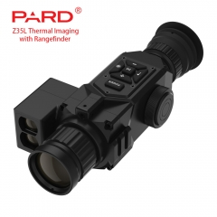 PARD Hunt-Pro 384-17 Digital Thermal Imaging Hunting Rifle Scope Night Vision Optics with Rangefinder