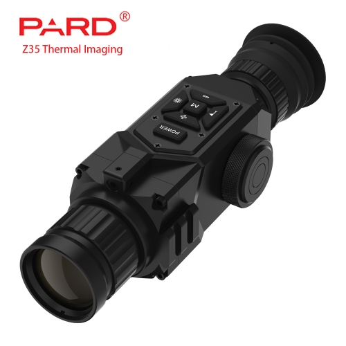 PARD Z35 Hunt-Pro 384-17 Digital Thermal Imaging Hunting Rifle Scope Night Vision Optics with Rangefinder