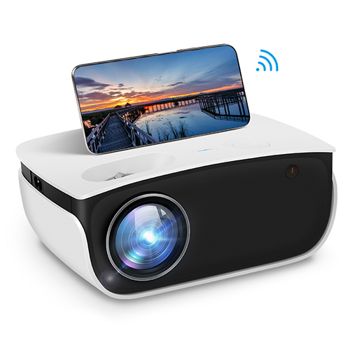 RD850 Mini Projector Native 720P