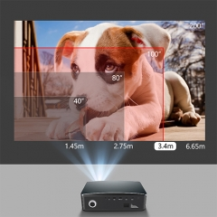 YG650 Projector Full HD Native 1920 x 1080P Support 5G WIFI