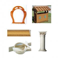 PU仿木建筑装饰材
