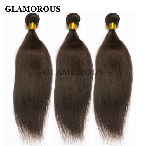 Top Quality Virgin Brazilian Silky Straight Human Hair Extensions