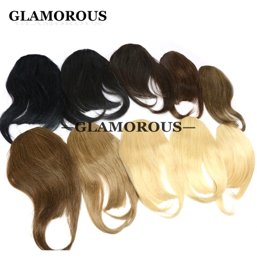 Top Sale Brazilian Virgin Human Hair Bangs/ Fringes