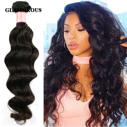 "Best Seller Unprocessed Virgin Hair Natural wave 8"" to 34"" in stock"