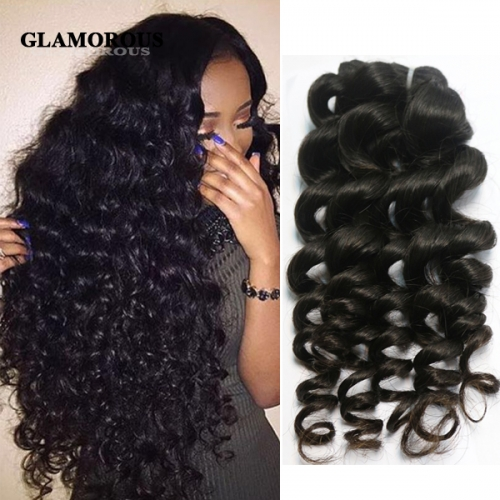 Ocean Wave 100% Virgin Hair Weaving/Virgin Human Hair Extension