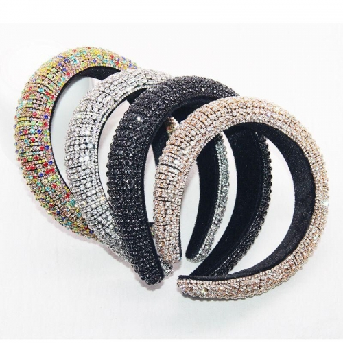 3pcs/lot 2020 fashion and luxury headband acessories