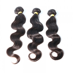 No tangle no shed best selling body wave Brazilian virgin human hair bundles wholesale price