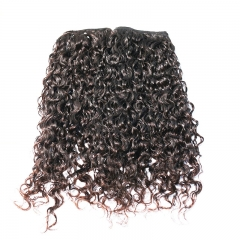 No tangle no shed water wave Brazilian virgin human hair bundles