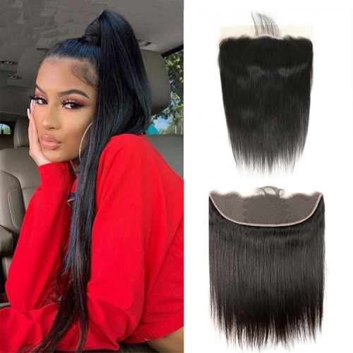 Straight Hair  13x6 Frontal  Lace  Human Hair Wigs