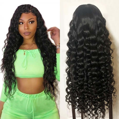 150% Hot Sale Natural Wave Full Lace Wig