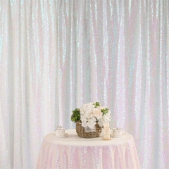 8ftx8ft Iridescent Sequin Backdrop
